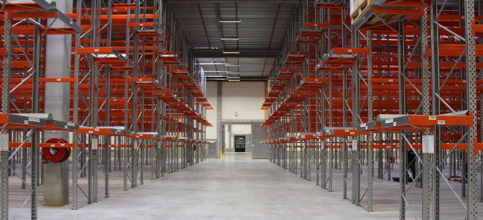 SRE Strasbourg: solutions professionnelles de stockage, d'agencement et de manutention