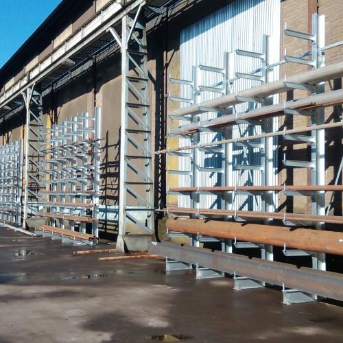 Cantilevers SRE STRASBOURG