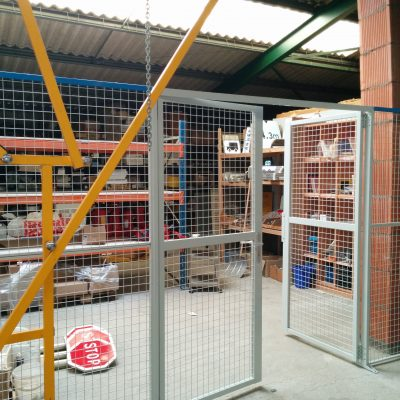 Cloison industrielle SRE Strasbourg
