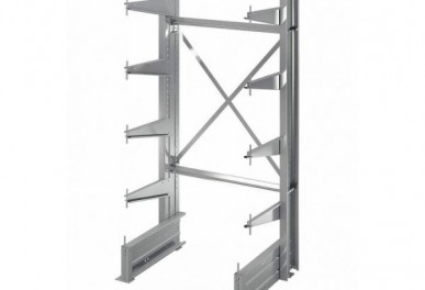 Cantilever compact